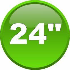 24 Zoll
